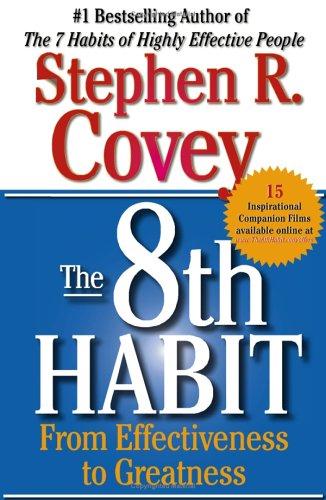 قراءة في كتاب العادة الثامنة من الفعالية إلى العظمة