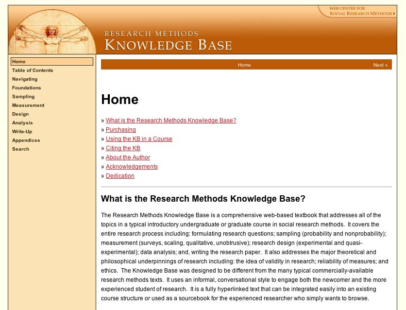 مرجع لأساسيات البحث العلمي Research Methodology Basics