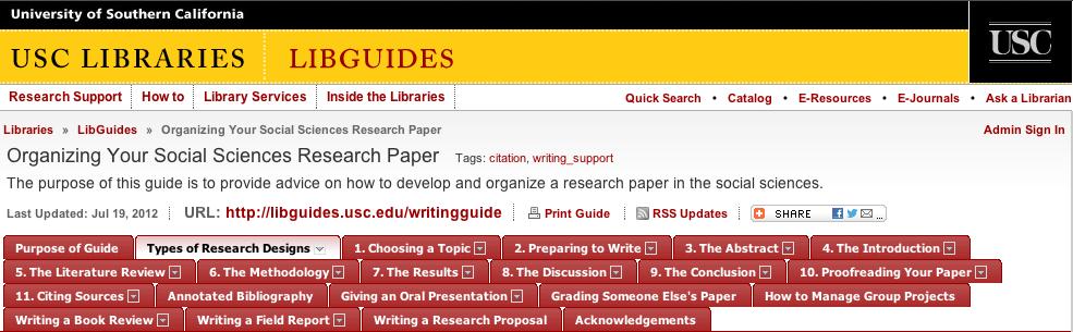 مرجع الكتروني اكاديمي للكتابة البحوث و المقالاتالعلمية