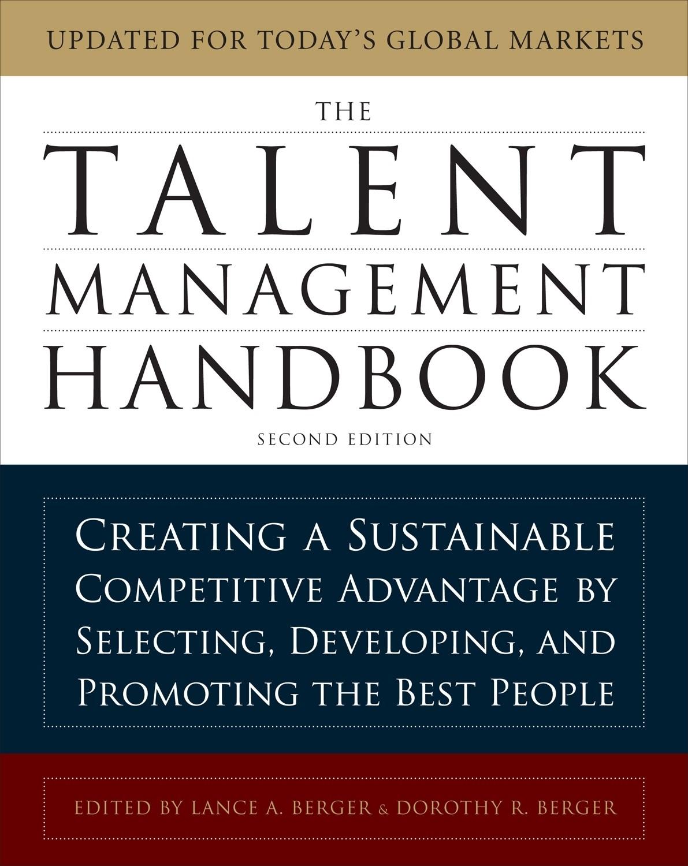 Talent Management Handbook مرجع: ادارة المواهب
