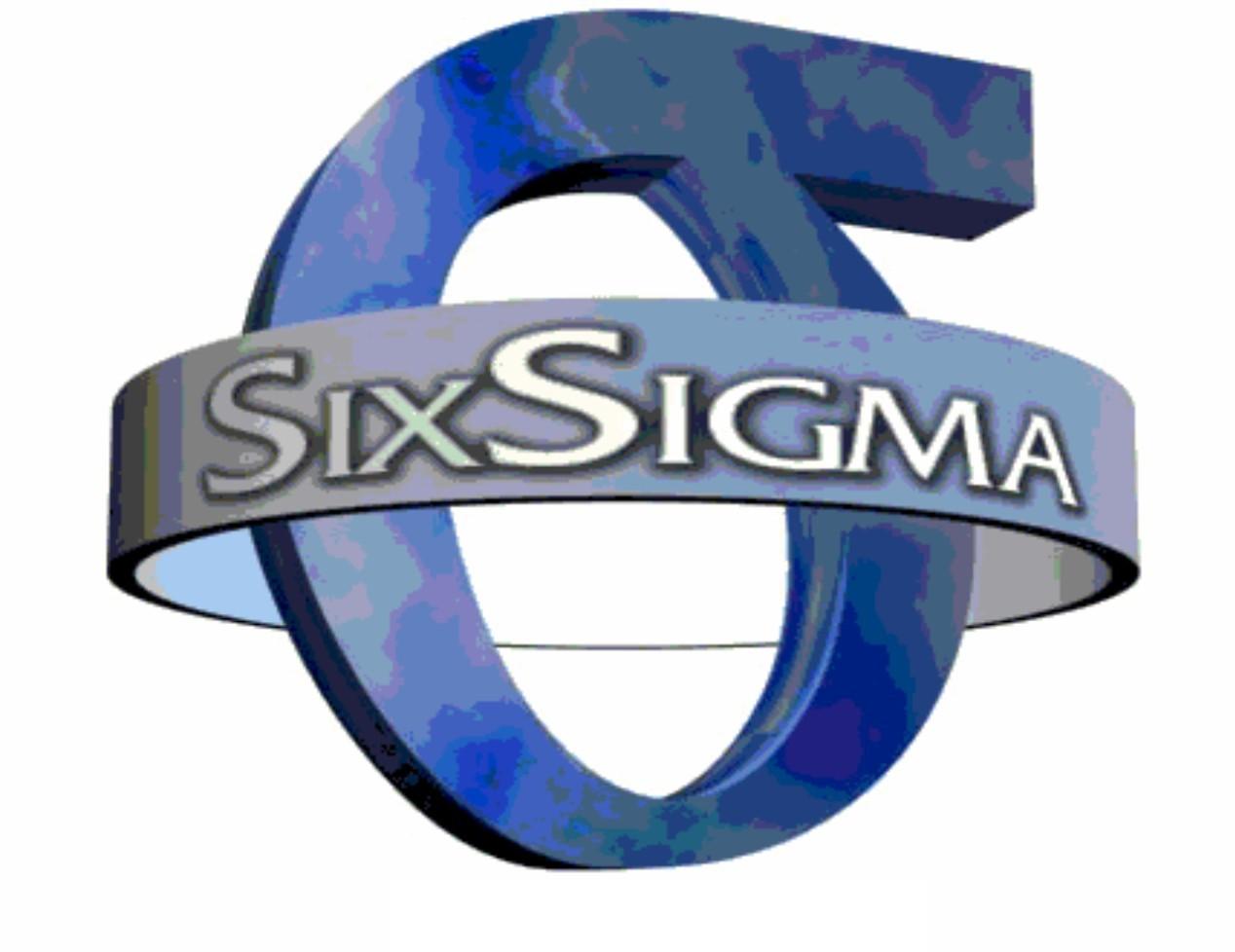 تطبيقات سيجما6 Six Sigma