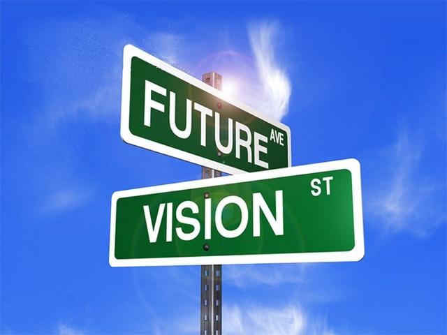 لمحات إدارية – الرؤية   Managerial  Hints – The Vision