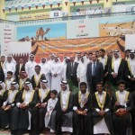 حفل تخريج مدرسة علي بن جاسم بن محمد آل ثاني الثانوية المستقلة للبنين لعام 2013 1