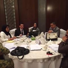الورشة الأولي لإنشاء مركز تمكين الشباب  – الكويت