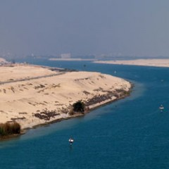 Managing Suez Canal Between the Past and Future