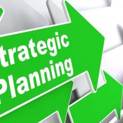 ملخص لخطوات تصميم  الخطة الاستراتيجية