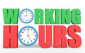 مجرد فكرة –  تعظيم الاستفادة من ساعات العمل