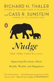 نظرية الوكز Nudge theory