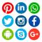 الاعلام ووسائل التواصل الاجتماعي وتأثيرهما على الأمن