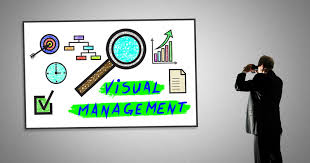 الإدارة المرئية والتحسين المستمر