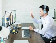 القواعد  الجديدة في مكان العمل الافتراضي