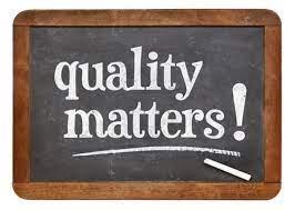 معايير جودة التعليم عن بعد في مؤسسات التعليم العالي  Quality Matters